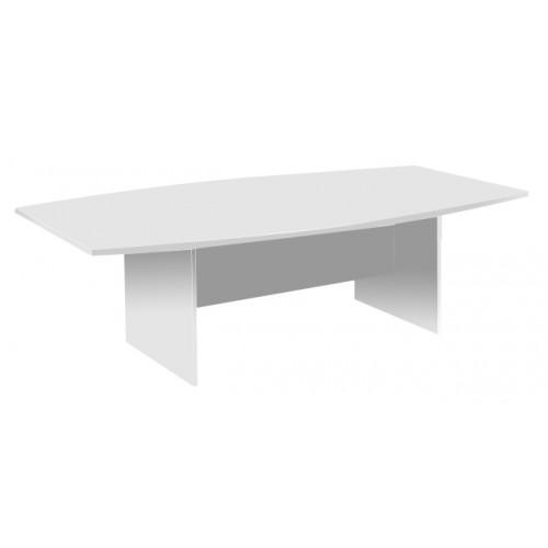 Boardroom Table 2.4m White