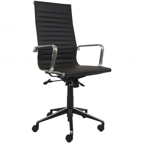 Eames Replica Office Chair Black High Back