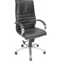 Franklin Executive Chair -  High Back Leather
