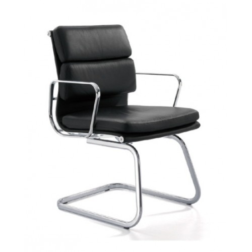 Manta Leather Executive Visitor Chair