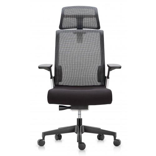 Match Chair -  High Back Mesh