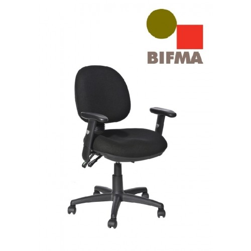 Classic Task Chair Medium Back with Armrests