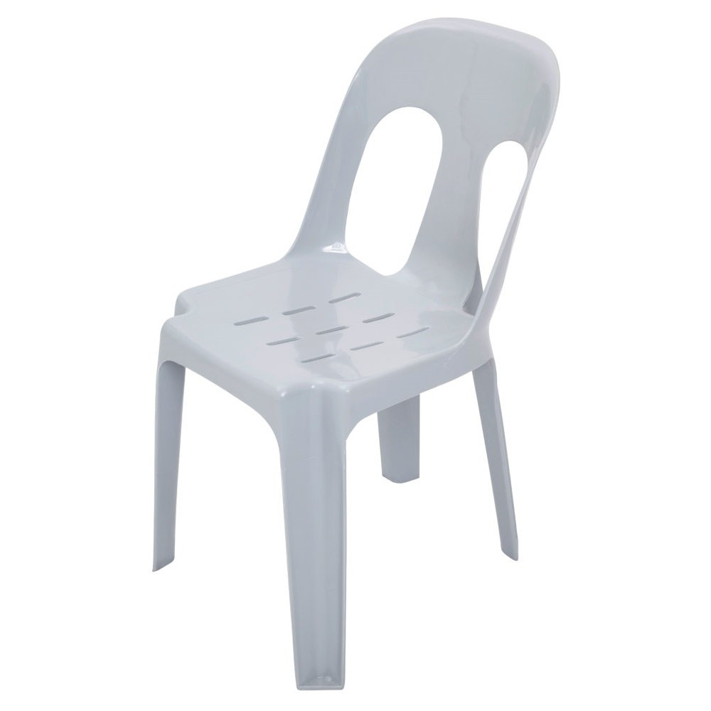 pipee stackable plastic chair