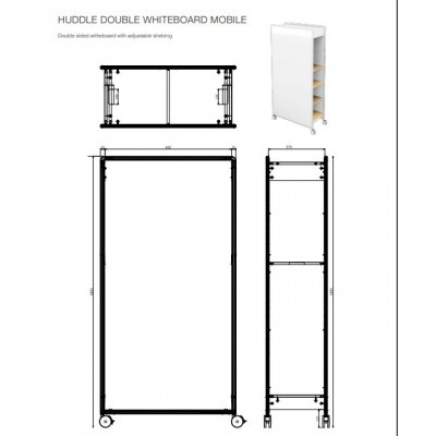 Huddle Mobile Whiteboard