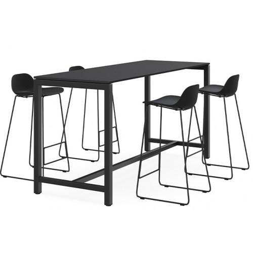 Custom Welded High Bench Table