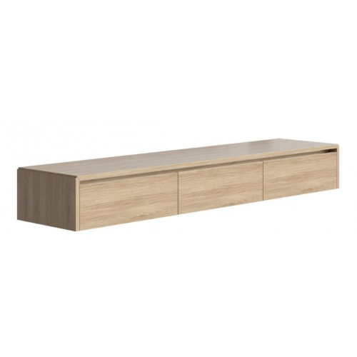 Floating Wall Credenza Style 01