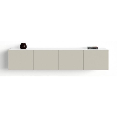 Floating Wall Credenza Style 02