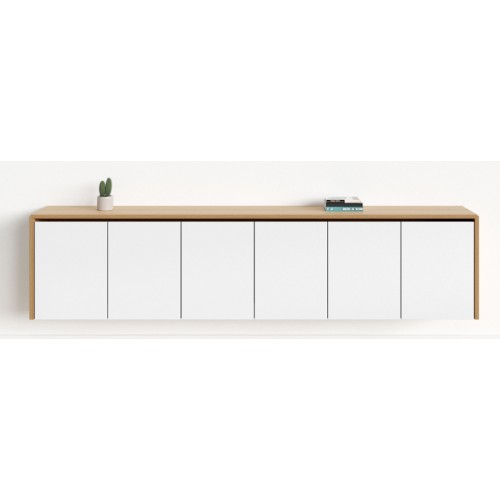 Floating Wall Credenza Style 04