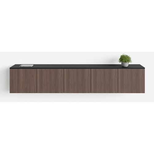 Floating Wall Credenza Style 06