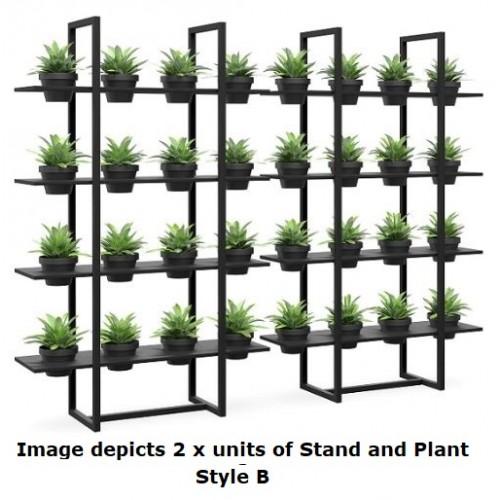 Breezeway Vertical Garden