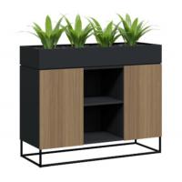 Full Frame Storage Planter Box