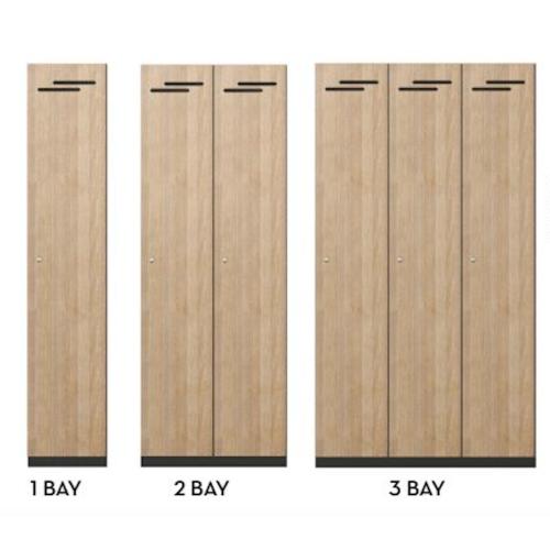 Lockers 1 Door HUGE CHOICE OF COLOURS
