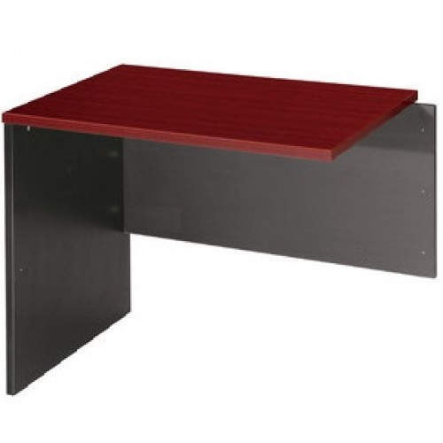 desk extension mel graphite extensions redwood office
