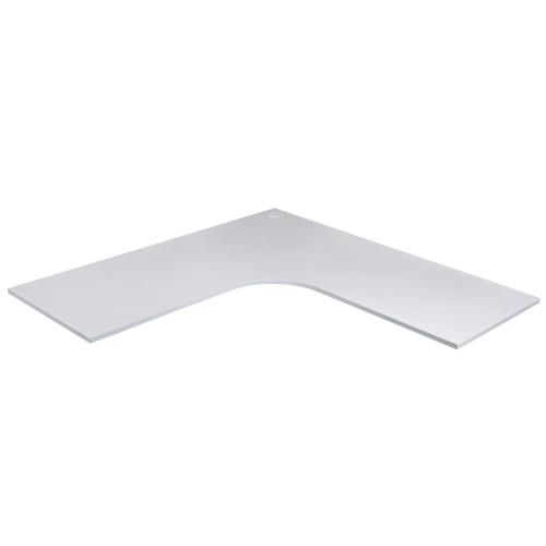 Corner Desktop Bright White
