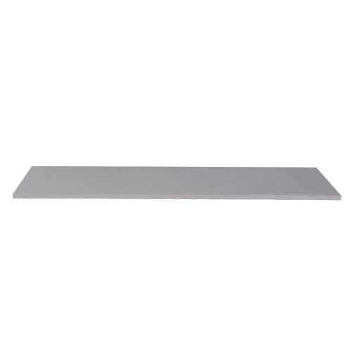Desktop or Tabletop Grey Plain