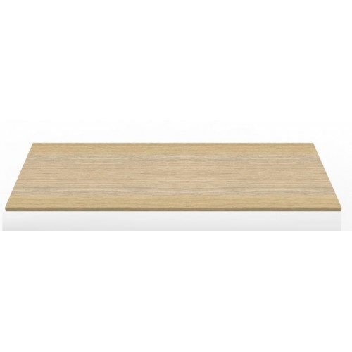 Desktop or Tabletop Natural Oak Plain