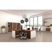 OM Melamine Office Furniture Range