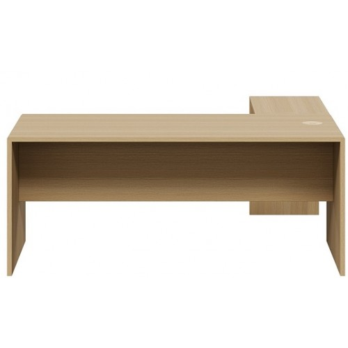 CC Plus Desk with Return HUGE RANGE OF COLOUR CHOICES - MADE TO ORDER IN AUSTRALIA