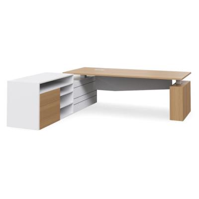 Geo Selectric Height Adjustable Executive Desk