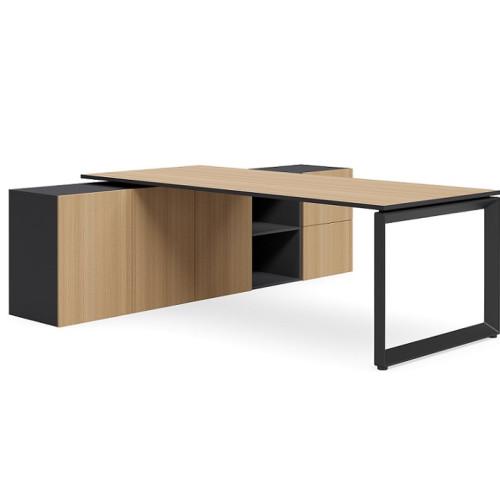 Tailor Executive Storage Desk HUGE RANGE OF COLOURS AND LEG OPTIONS