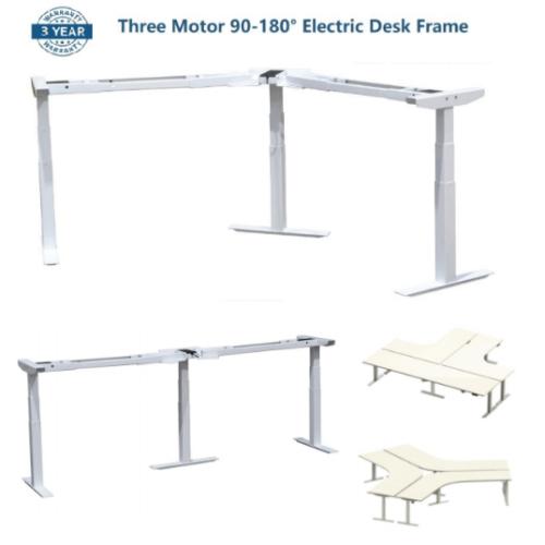 ALT-MD3 Height Adjustable Desk Base
