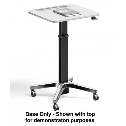 AMT800 Height Adjustable Meeting Table Base