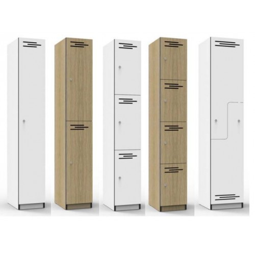 Infinity Melamine Lockers
