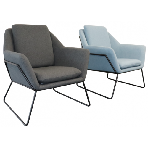 Cardinal Single Seat Lounge Chair