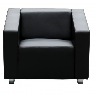 Cube Leather Lounge