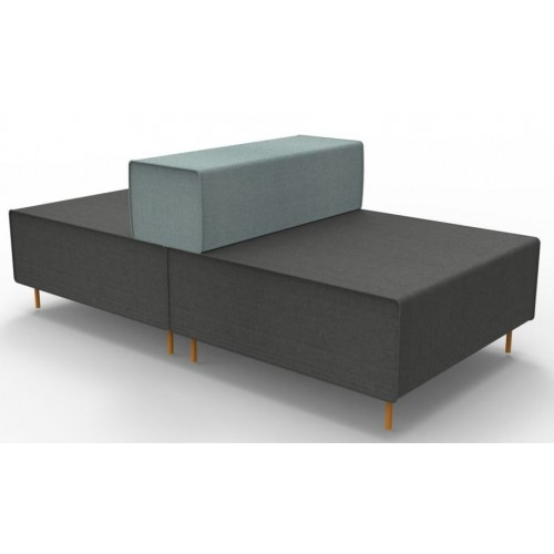 Flexi Single Back to Back Lounge