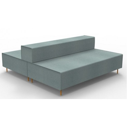 Flexi Triple Back to Back Lounge