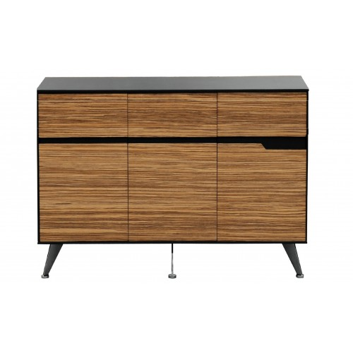 Novara Executive Cabinet  - 1400W x  800H.  -   (3 File Drawers/3 Pencil Drawers)