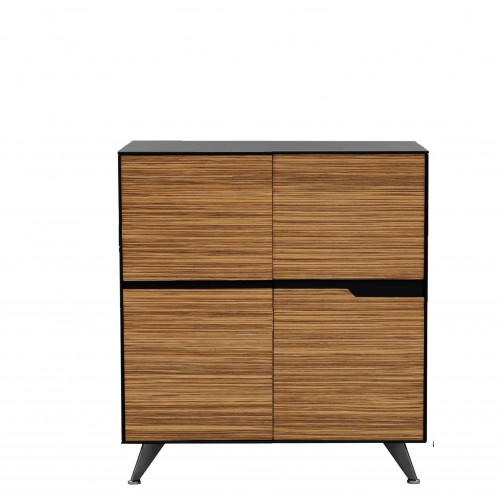 Novara Executive Cabinet - 1200W x 1250H  -   (4 Doors)