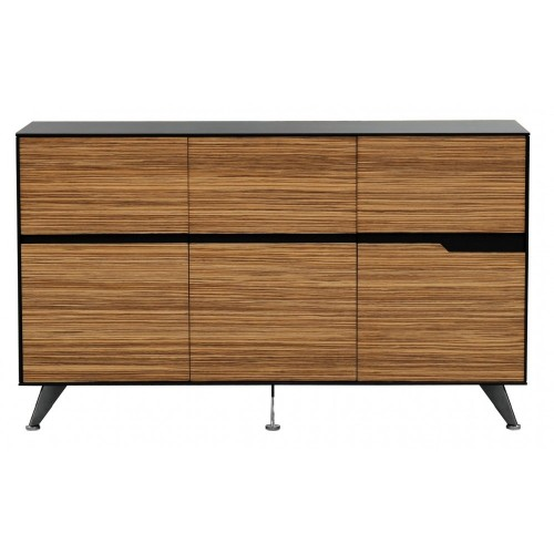 Novara Executive Cabinet - 1800W x  800H.  -    (6 Drawers)