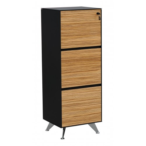 Novara Executive Filing Cabinet  - 3 Drawers