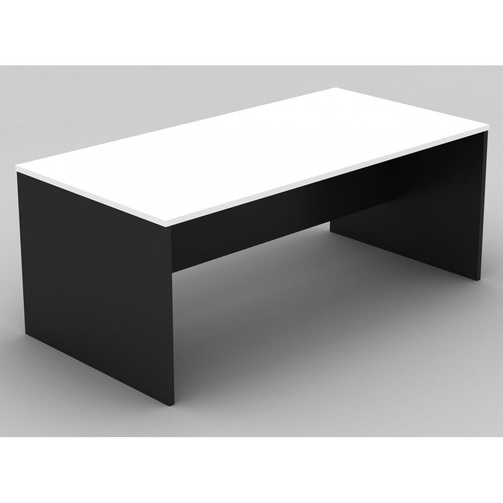 Desk White & Graphite