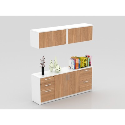 Potenza Executive Desk Birch