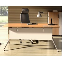 Potenza Manager and Staff Desk Birch