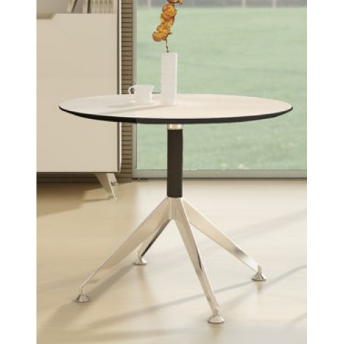 Potenza Executive Meeting Table White 900mm