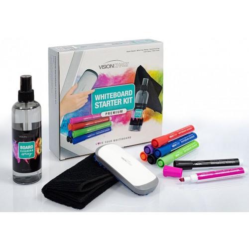Premium Whiteboard Starter Kit