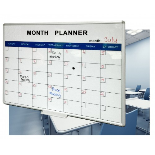 Perpetual Month Planner Deluxe