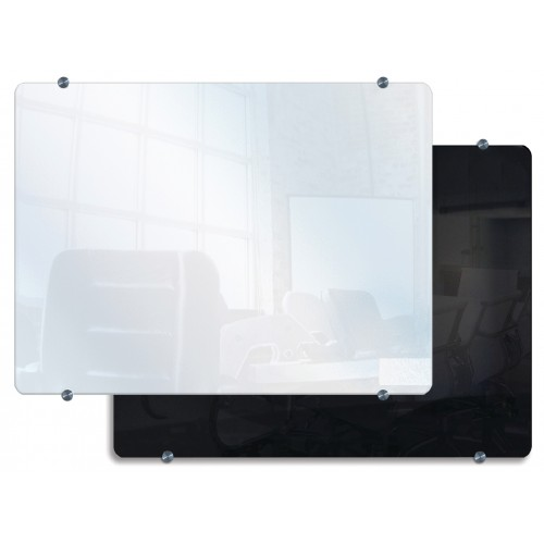Clarion Economy Magnetic Glassboard
