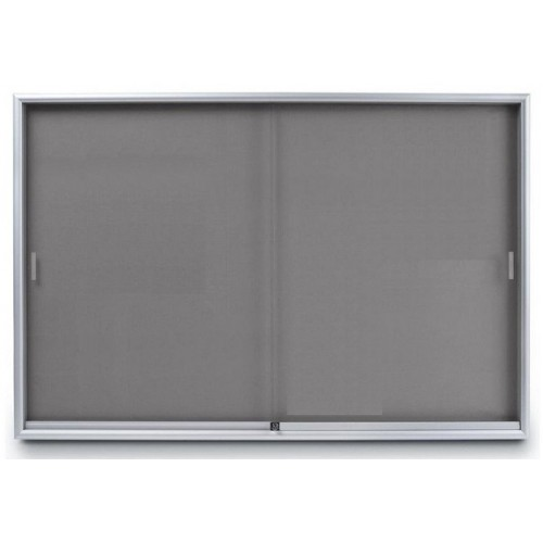 Sliding Glass Door  Display Case - Autex