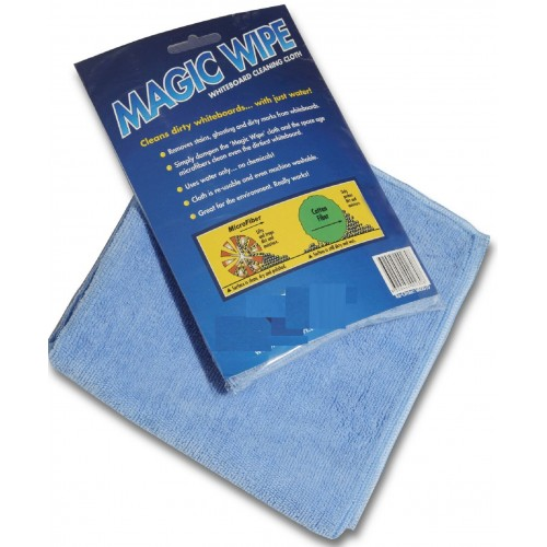 Magic Wipe Microfibre Cleaning Cloth