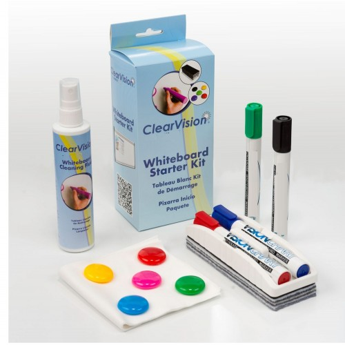 Whiteboard Starter Kit