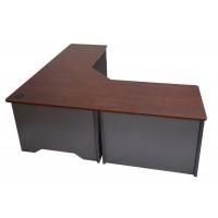 Rapid Manager Corner Desk