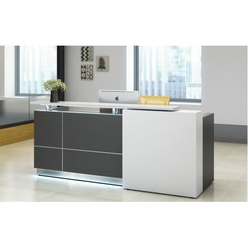 Calvin Reception Desk 3 SIZES AVAILABLE