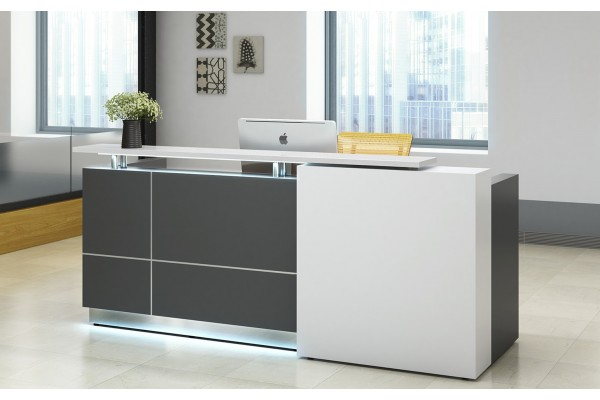 Calvin Reception Desk 3 SIZES AVAILABLE