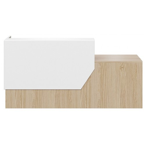 Mies Covet Customisable Reception Desk HUGE CHOICE OF COLOURS & CUSTOM SIZES AVAILABLE