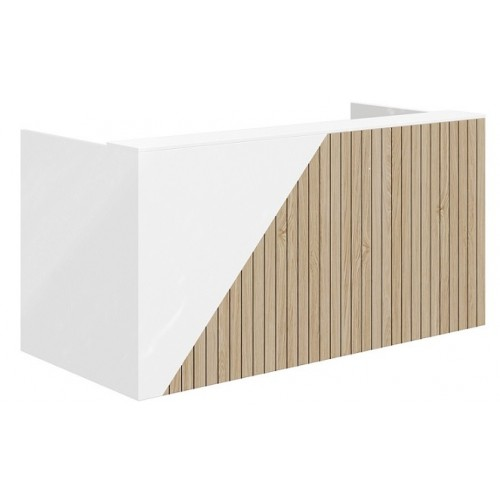 Mies Summit Customisable Reception Desk HUGE CHOICE OF COLOURS & CUSTOM SIZES AVAILABLE